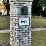 Brick Mailbox Joliet