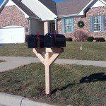 Double Mailbox Installation Yorkville