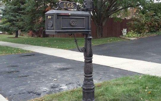 Imperial Mailbox Installation Naperville