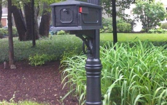 Mailbox Installation Hinsdale