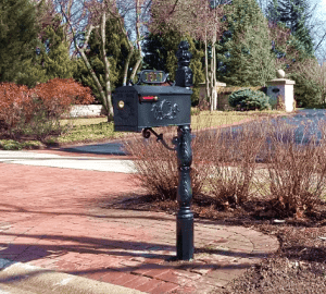 Imperial Mailbox Installation St. Charles