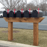 Mailbox Installation Mokena Illinois