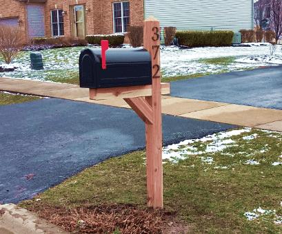 Mailbox Installation Batavia Illinois