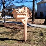 Cedar Mailbox Installation Naperville
