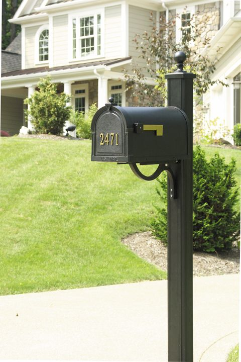 Special Lite Main Street Mailbox Package